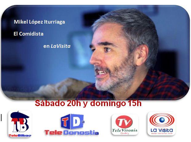Mikel lopez iturriaga marido el muerto al hoyo y el vivo - Lopez iturriaga hermanos ...