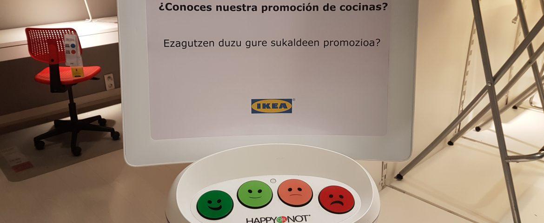 La Visita publicidad en Bilbao