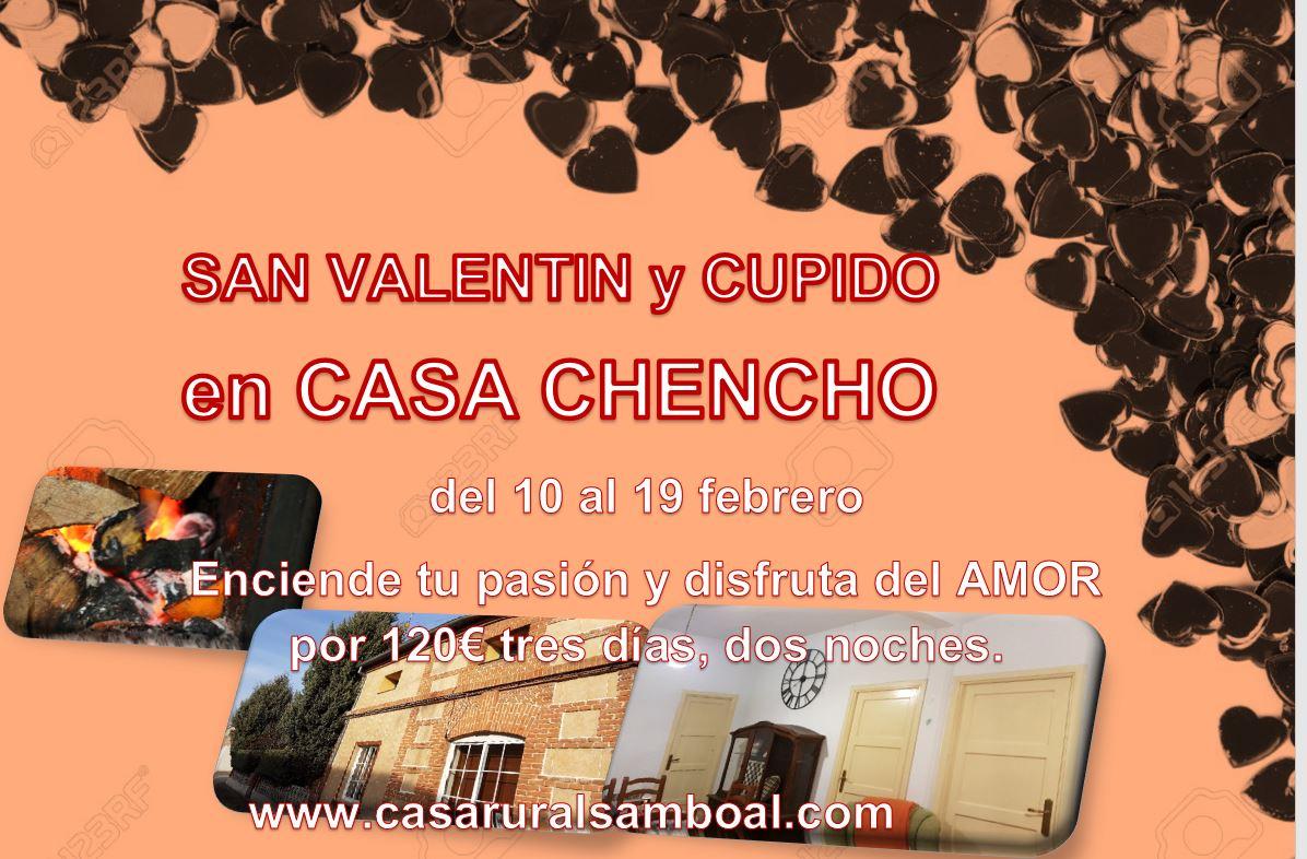 SAN VALENY¿TIN CASA RURAL CHENCHO