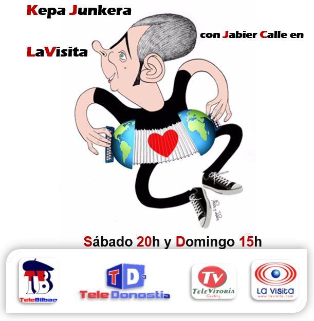 Kepa Junkera en LaVisita 2