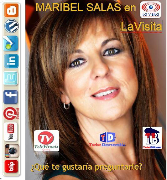 MARIBEL SALAS CARTEL LaVisita