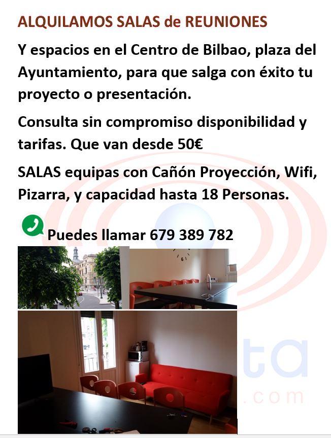 Alquiler oficinas bilbao archivos la visita comunicaci n for Alquiler de oficinas en bilbao