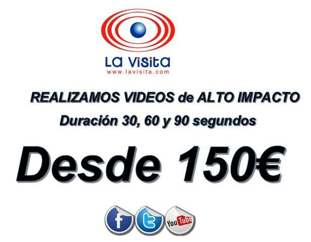 VIDEOS de ALTO IMPACTO LaVisita
